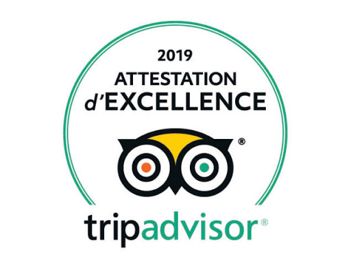 Tripadvisor Attestation Excellence 2017